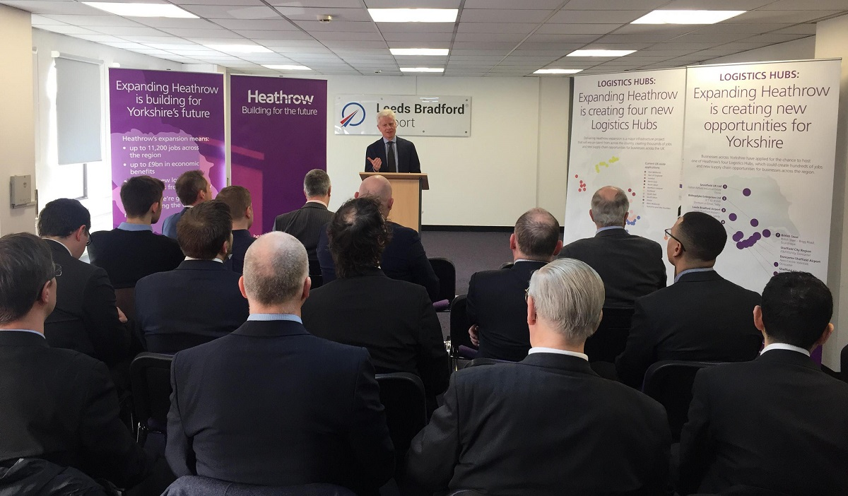 Heathrow Heads to Yorkshire to Kick Off Nationwide Tour of