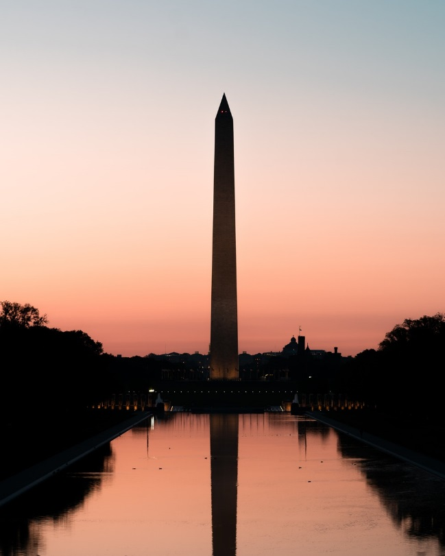 The Washington Monument, National Mall